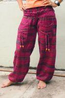 Зимние теплые шерстяные штаны шаровары из Непала, Индии