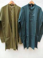Мужские индийские длинные рубашки курты, купить в интернет магазине с бесплатной доставкой из Индии